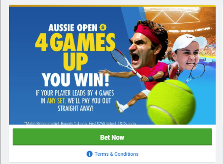 Australian Open Is Back!